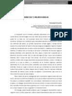 Derecho y Neurociencia