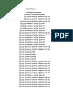 Quality Checksheets Register MASTER