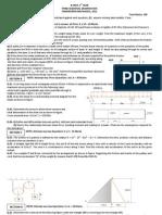 Engg Mechanics-3rd Sessional Paper