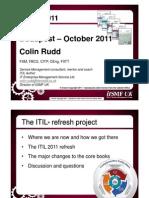 S11 1 ITIL2011 Roadshow 1