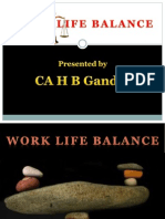 Balancing the Stress of Work and PersonalLife