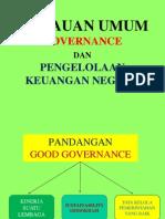 01 Tinjauan Umum Governance & Pengelolaan Keuangan Negara