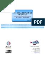 KPI OEE Downtime Analytics
