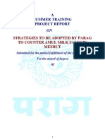 Parag Project on Parag Milk