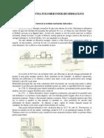 Proiect Energia Hidraulica