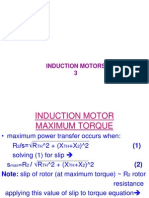 Induction Motor 4