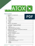 Kratox - Una nueva forma de ver, entender, y gestionar nuestro futuro. Organización Política X.0