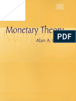 Rabin A. Monetary theory