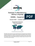 B2MML V0401 Equipment