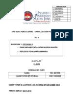 Tugasan Kpd 3026 p2-Hasniyaton