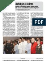UNIDAD AL PIE DE LA LETRA-Diosdado Cabello -WEB