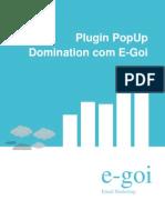 Plugin PopUp Domination Com E-Goi