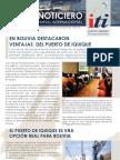 Boletín clientes, Puerto Iquique, Iquique Terminal Internacional