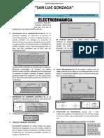 TRABAJO PARA EL ESTUDIANTE LA CORRIENTE ELECTRICA