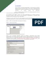 Ejecutar Tareas Programadas en Server 2008