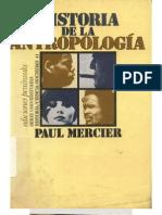 Mercier Historia