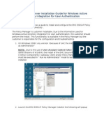 ESRS Policy Server Installation Guide-2.08-Windows-ADIntegration