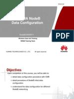 97420099 WCDMA NodeB Data Configuration