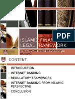 Legal Framework of Internet Banking