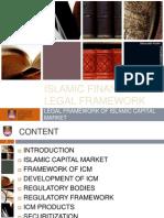 Legal Framework of Islamic Capital Market