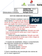 91258629 Estudo Dirigido 2012 1 Respondido cCABOIDRATOS