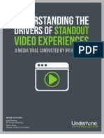 Undertone Video Experience White Paper