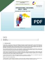 Planul Operaţional Regional Sud pentru perioada 2013-2015