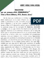 Sacheri 42 Prólogo al libro de Meinvielle, El poder destructivo de la dialéctica comunista Verbo 1974bis