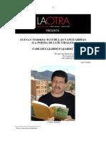 Poesia Luis Vidales