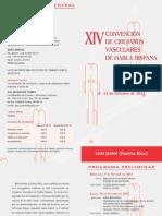Programa Preliminar CVHH Puerto Rico 2013