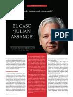 """El caso 'Julian Assange"""""""