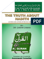 The Truth About Hadith - Dr Kamar Zaman