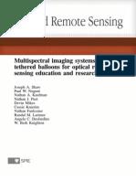 Multispectral Imaging System Publication
