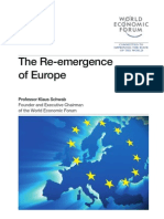 The Re-emergence of Europe