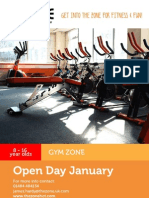 OpenDay Flyer
