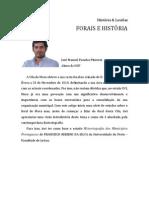 06 Concelho de Mora - Forais e História