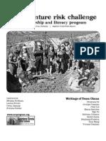 ARC Tahoe/Truckee Memory Book