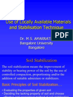 Soil Stab-Use of-New.ppt DR MSA Edusat.ppt Rev 1