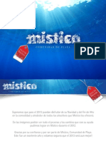Newsletter Místico Diciembre