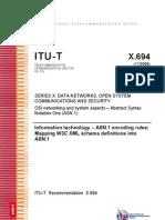 ITU-T X.694