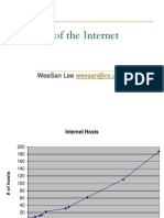 01 History of the Internet