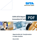 CAPA-SITA Report on Innovation & Technology