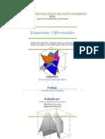 Practica de  Ecuaciones Diferenciales y Demostraciones por Jairon Francisco