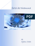 Uma Oferta Do Dhamma