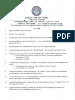 Media December 17 2012 Agenda Packet