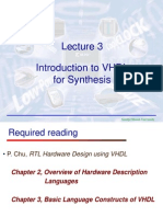 ECE545 Lecture3 VHDL Basics