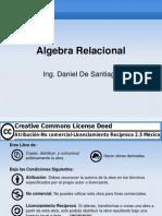 2450884 Algebra Relacional