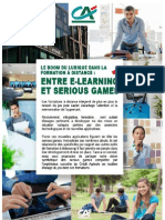 Entre E-learning Et Serious Game