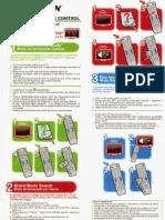 Manual de uso RM-1100