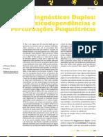 Diagnosticos Duplos Toxicodependencia e Perturbacoes Psiquiatricas